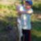 Dávid fiam első süllője 1,5 kg