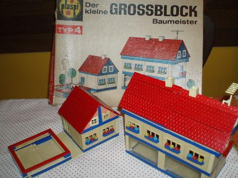 Építőjáték 1976 ból