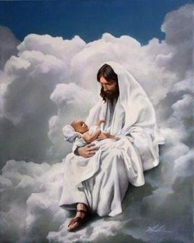 Jézus gyermekkel