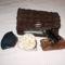 Színházi látcső , krokodilbőr táska és pénztárcák 1976