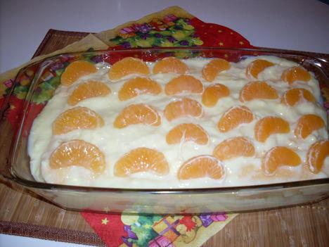 Narancsos piskóta