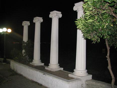 Görög oszlopok