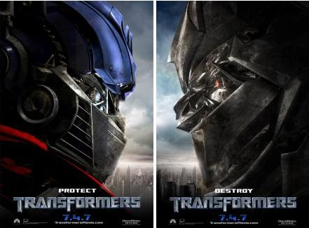 new transformers poster