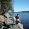 Fiam svédországi tónál