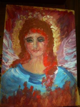 Hamuel, az Imádat angyala