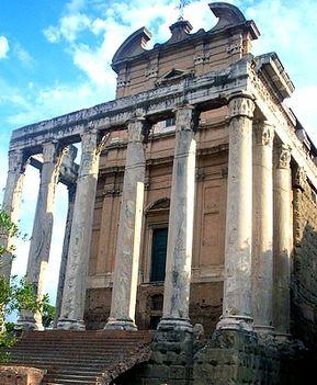 Pius és Faustina temploma