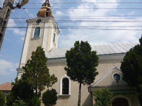 Désháza (Románia Szilágy-megye) ref. templom