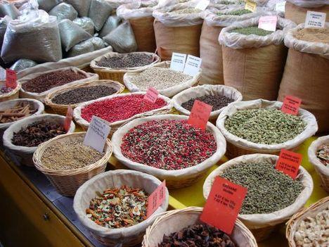 fűszerpiac