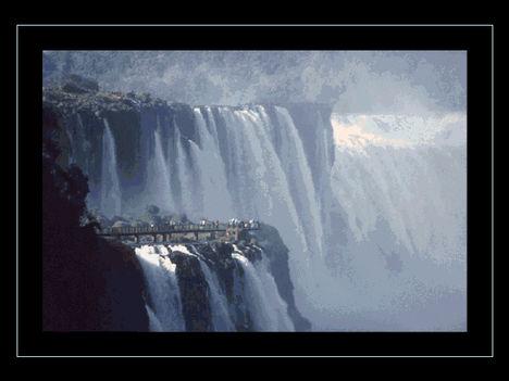 Iguazú vízesés 5