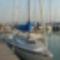 Vitorlások a kikötőben.