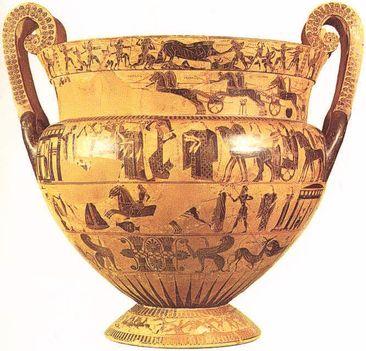 Görög váza 1