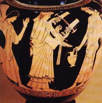 Görög váza 7