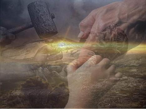 jézus ker. feszités