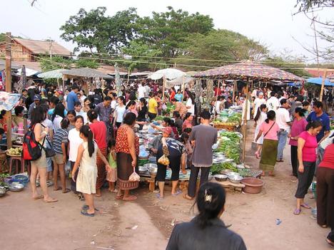 külvárosi piac