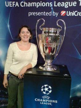 Luca és az UEFA kupa