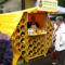 méhész stand