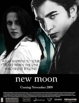 Twilight New Moon poszter