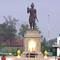 Vientiane - szobor
