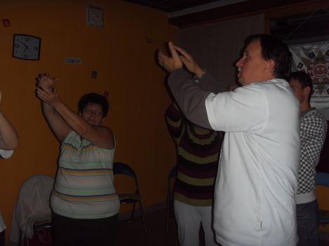 Energia-gyakorlat a tatai Gyöngyházban Idracsád vezetésével