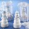 hóember gyertyák esküvői fogadásra