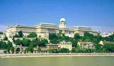 Budai Vár - Királyi-palota
