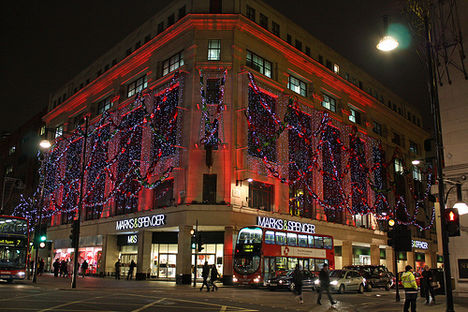 Marks & Spencer, Oxford Street, London