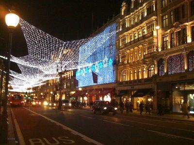 Regents Street , London