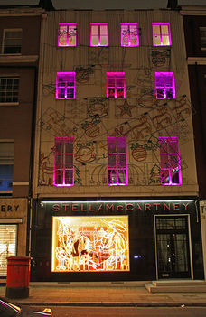 Stella McCartney, Bruton Street, London