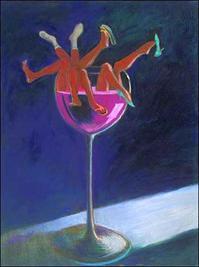 """legs of wine"""