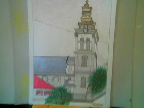 A z Esztári ref.templomunk ,én készítettem