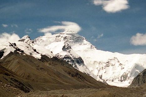 Chomolungma (Mount Everest)
