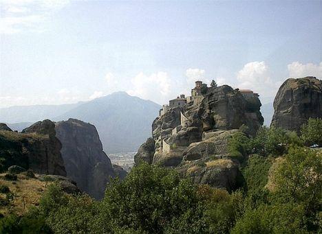 Görögországi Meteorák
