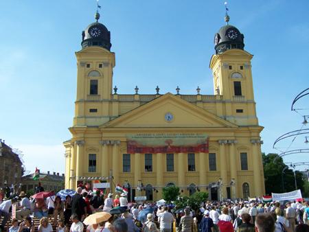 Reformatus templom