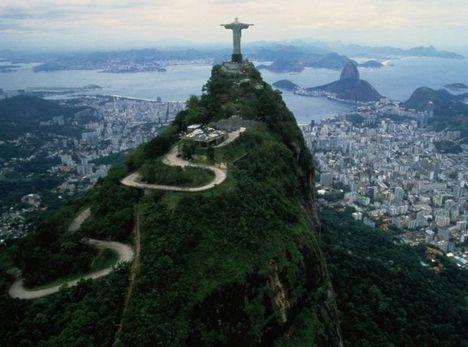 Rio de Janeiro csodálatos kúpszigetei