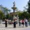 Táncóra az Erzsébet téren