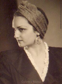 Győrffy Rózsa, 1