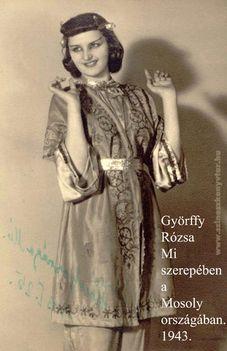 Győrffy Rózsa, 5