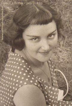 Győrffy Rózsa, 9