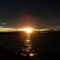 2009. július Zamárdi naplemente