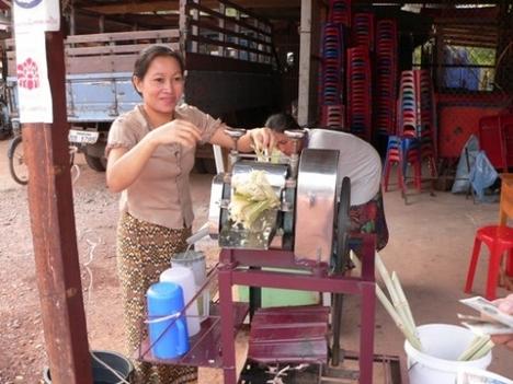 cukornád szirup készítés