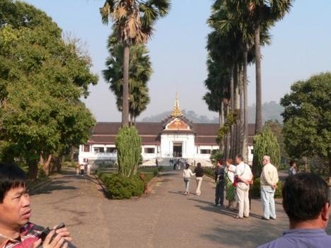 királyi rezidencia Luang Prabang