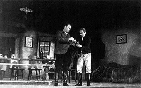 Kiss Ferenc és Maklári Zoltán