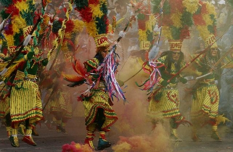 Kolumbia 2008 - karnevál