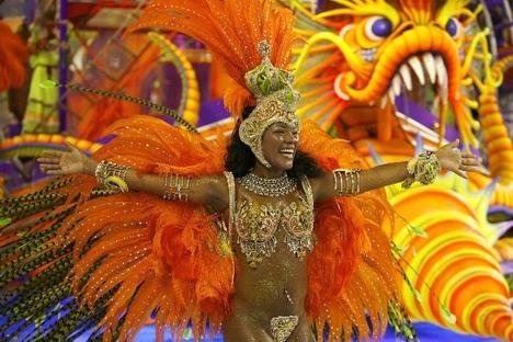 Riói karnevál 2008
