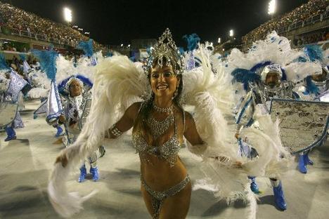 Riói karnevál 2008 - 2