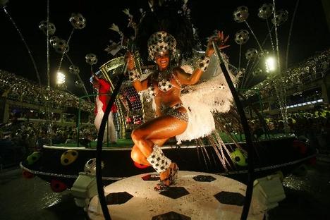 Riói karnevál 2008 - 5