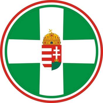 Új Magyar Vérszövetség logója