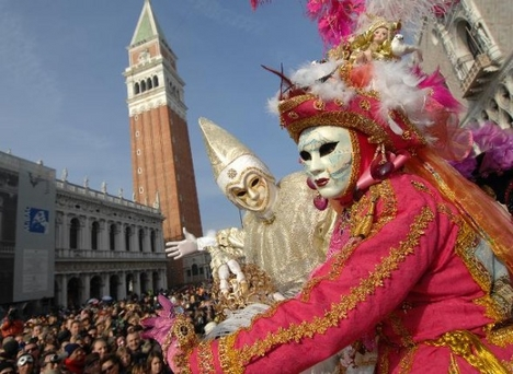 Velence 2008 - karnevál