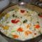 zöldséges rizsköret