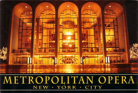 New York Metropolitanopera